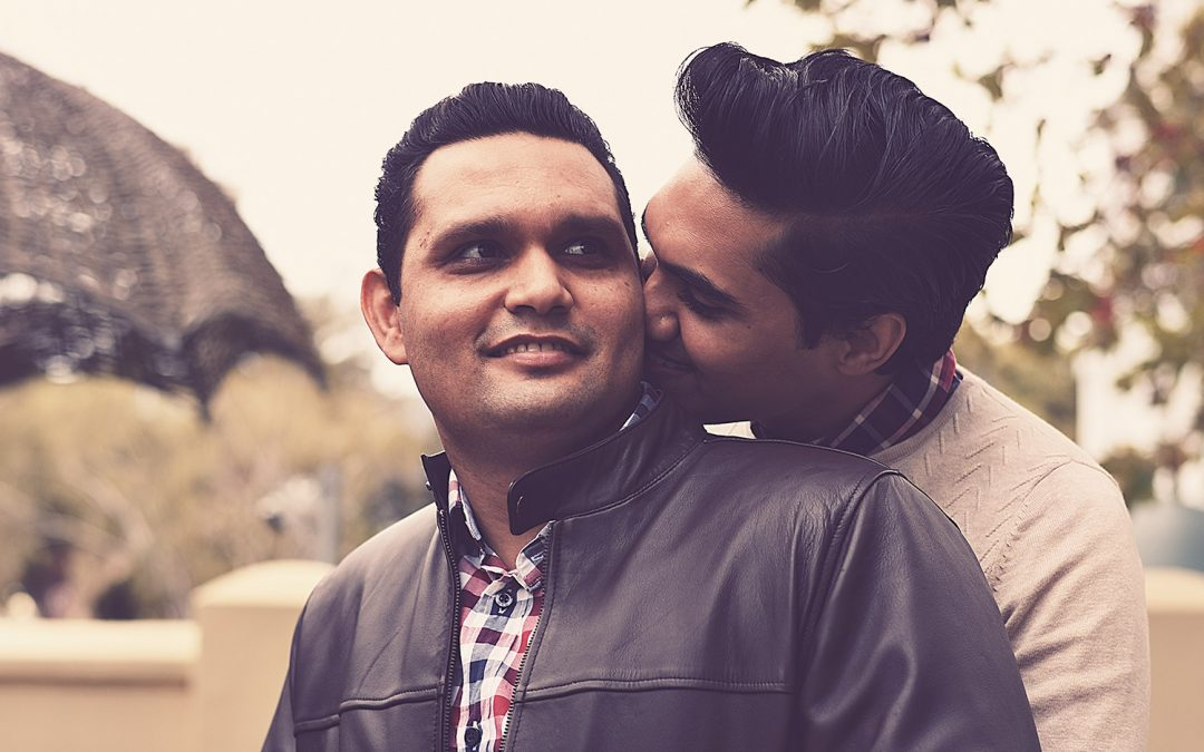 Aneez' & Imraan's Surprise Engagement at Hout Bay Manor