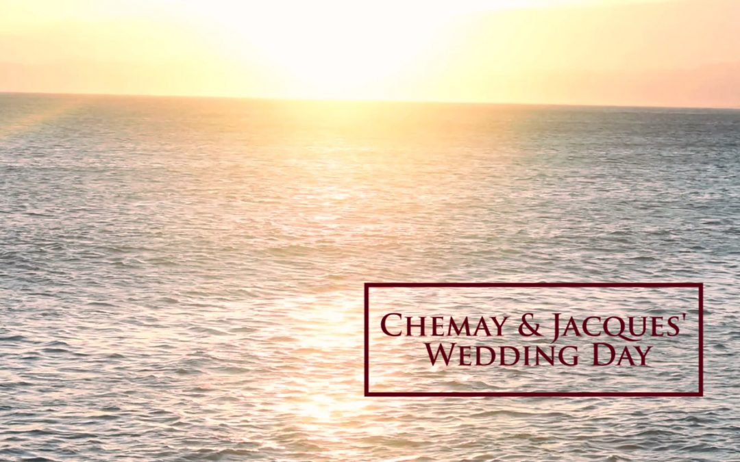 Video: Chemay and Jacques' Wedding Day
