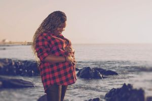 Maternity Shoot Gordons Bay Cape Town