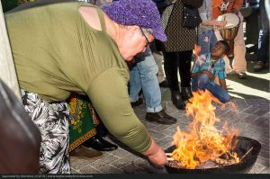 Primal Fire Khoisan Hut Opening