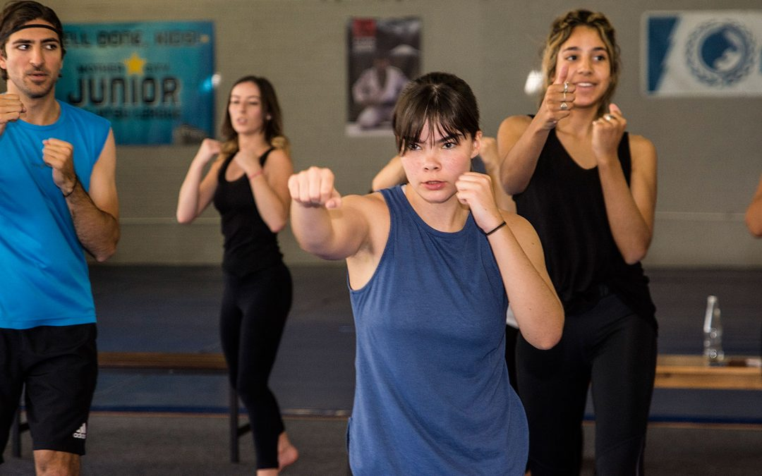 Photos: Self-Defense Seminar by Roxane Hayward
