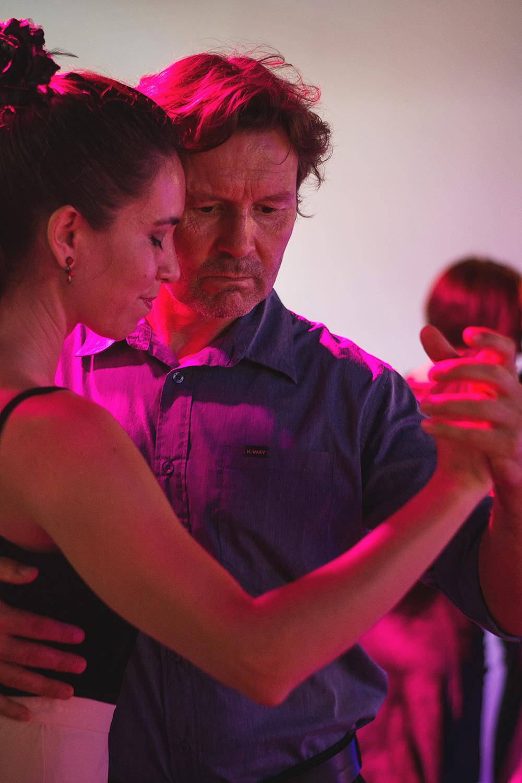 Tango embrace photo