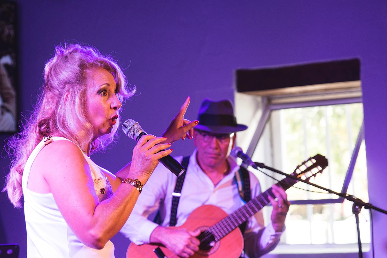 Portenios SA performing live